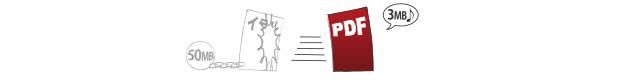 いんデザイン pdf 画像 粗くなる